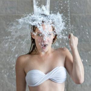 Douche à jet + hydratation