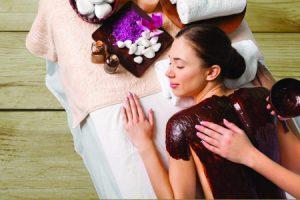 Massage, spa, beauté.